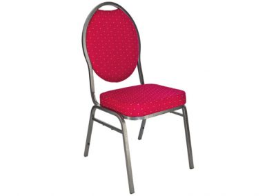 CHAISE SEMINAIRE ROUGE