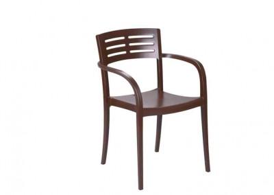 fauteuil terrasse café