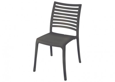 Chaise Eco anthracite