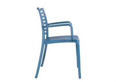Fauteuil Eco bleu