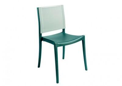 Chaise légère pour terrasse