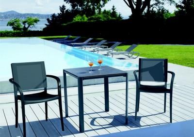 Ambiance terrasse piscine