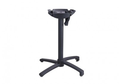 Pied de table  x-one anthracite