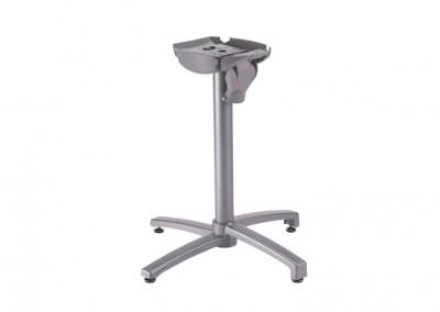 Pied de table  x-one gris