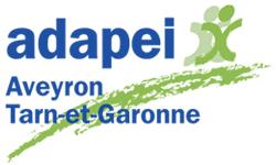 Logo de l'adapei aveyron