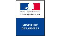 Logo du ministère des armées