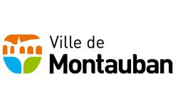 Logo de la ville de montauban