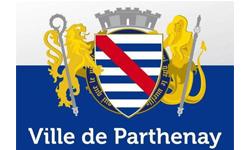 Logo de la ville de Parthenay