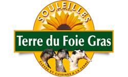 Logo de terre du foie gras