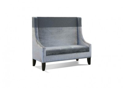 Fauteuil EHPAD gris