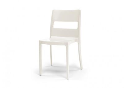 Chaise Eco blanc
