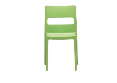 Chaise Eco vert
