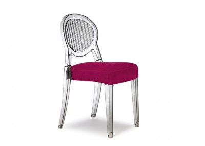 Chaise brasserie -coussin