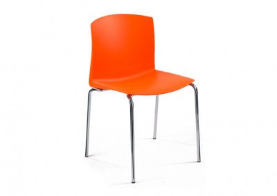 CHAISE  RECEPTION ORANGE