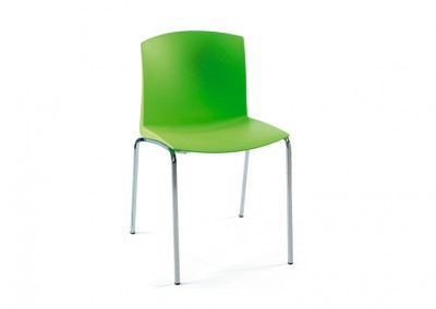 CHAISE  RECEPTION VERTE