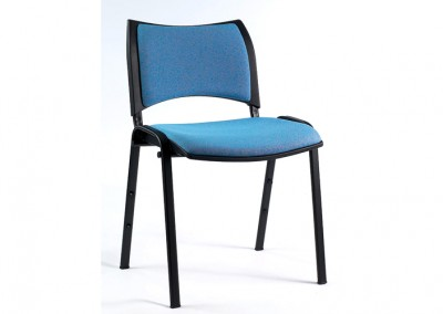 CHAISE DE REUNION BLEU