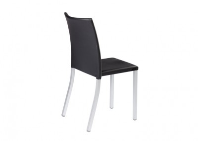 CHAISE DESIGN RESTAURANT CONFORT NOIR