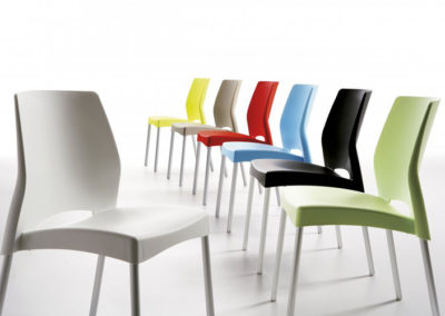 CHAISE EMP. MULTICOLORE