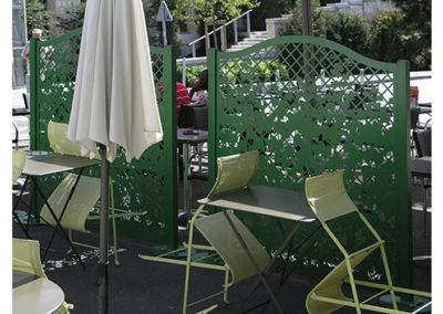 CLAUSTRA SEPARATION TERRASSE
