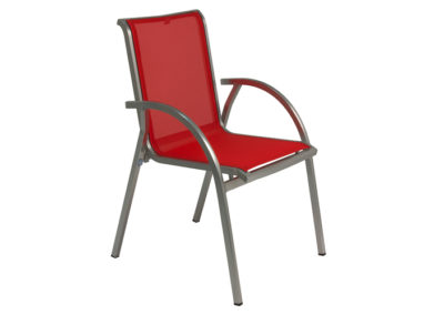 FAUTEUIL FIORA FA204-rouge