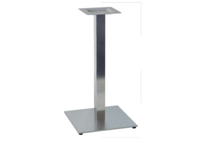 PIED DE TABLE-INOX-fiora-z-725