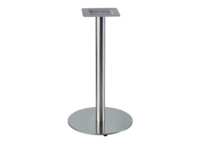PIED DE TABLE-INOX-fiora-z-726